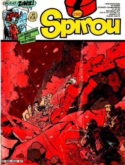 Le journal de Spirou 2323 - 2323