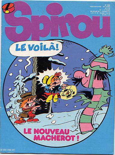 Le journal de Spirou 2350 - 2350