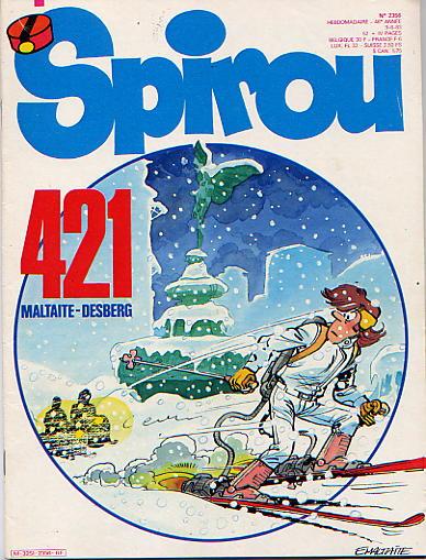Le journal de Spirou 2356 - 2356