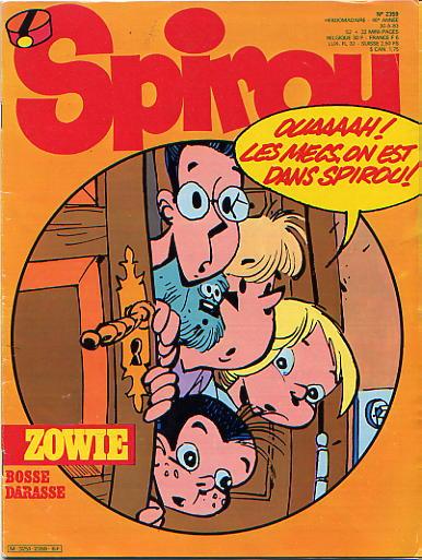 Le journal de Spirou 2359 - 2359