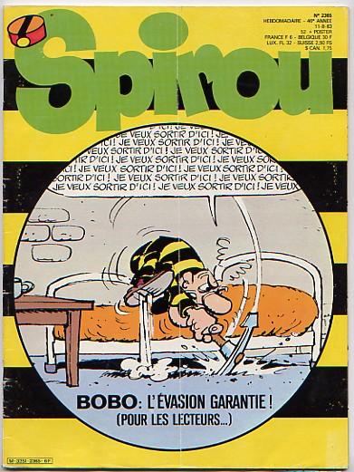 Le journal de Spirou 2365 - 2365