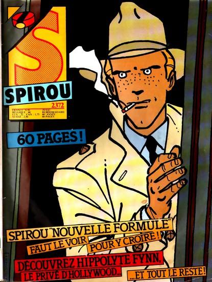 Le journal de Spirou 2372 - 2372