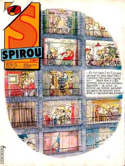 Le journal de Spirou 2407 - 2407