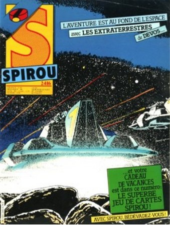 Le journal de Spirou 2416 - 2416