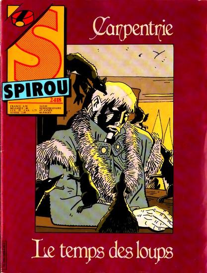 Le journal de Spirou 2418 - 2418