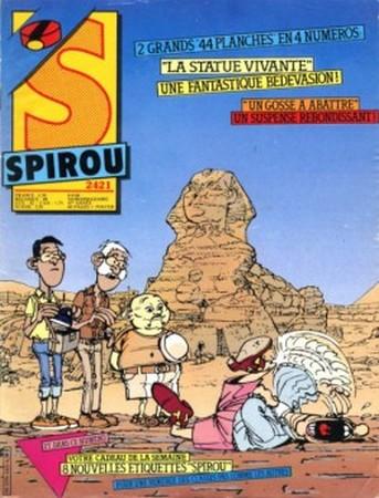 Le journal de Spirou 2421 - 2421