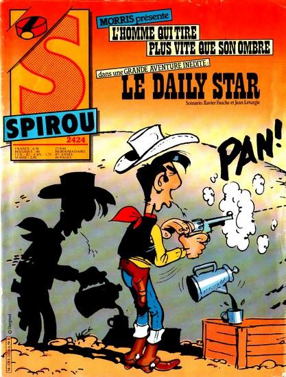 Le journal de Spirou 2424 - 2424