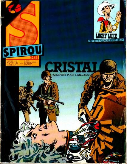 Le journal de Spirou 2425 - 2425