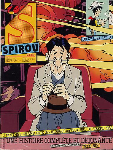 Le journal de Spirou 2426 - 2426