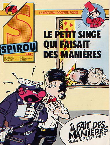 Le journal de Spirou 2437 - 2437