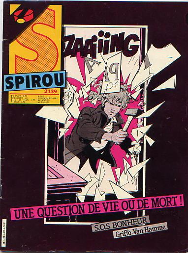 Le journal de Spirou 2439 - 2439