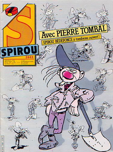 Le journal de Spirou 2443 - 2443