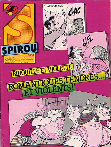 Le journal de Spirou 2454 - 2454