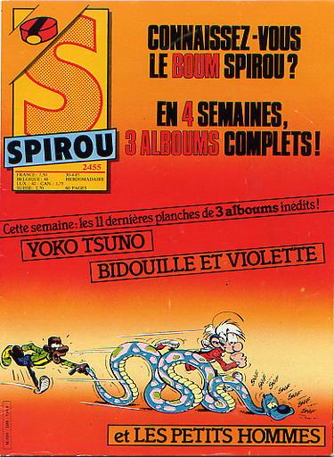 Le journal de Spirou 2455 - 2455