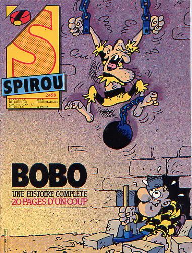 Le journal de Spirou 2458 - 2458