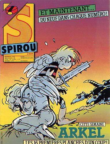Le journal de Spirou 2460 - 2460