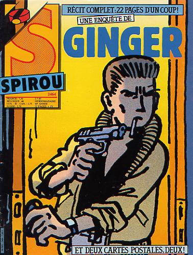 Le journal de Spirou 2464 - 2464