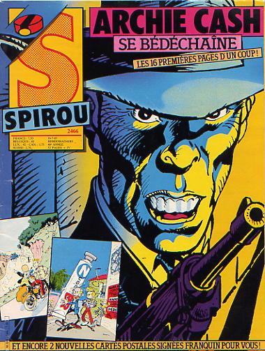 Le journal de Spirou 2466 - 2466