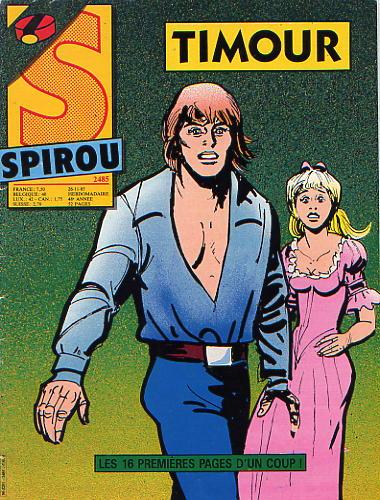 Le journal de Spirou 2485 - 2485