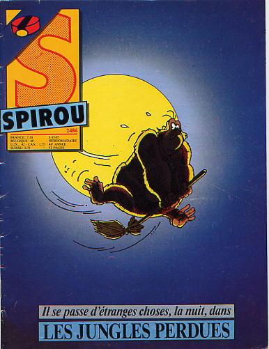 Le journal de Spirou 2486 - 2486