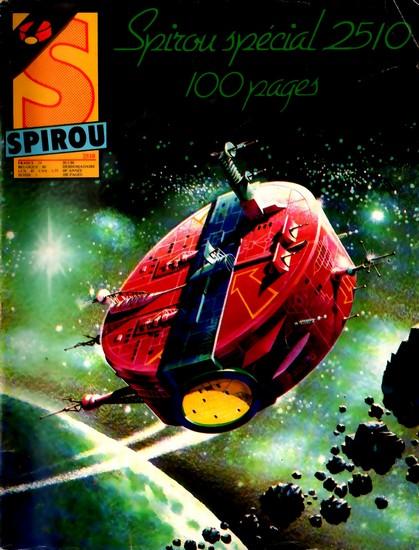 Le journal de Spirou 2510 - 2510