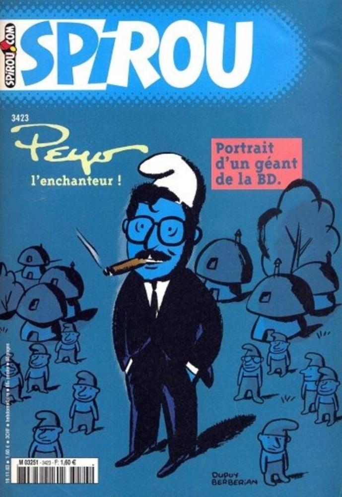 Le journal de Spirou 3423 - 3423