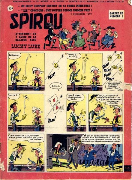 Le journal de Spirou 1129 - 1129