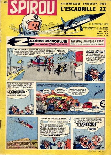 Le journal de Spirou 1133 - 1133