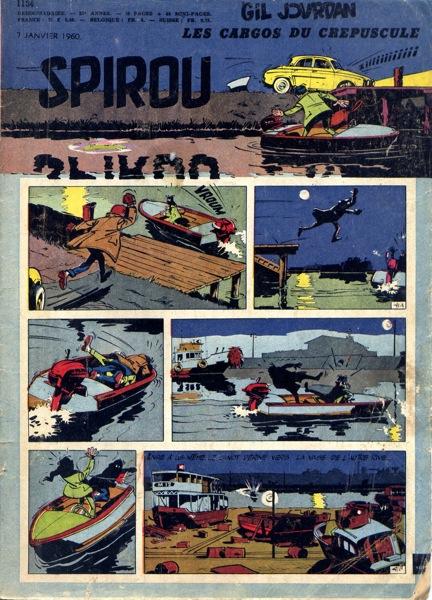 Le journal de Spirou 1134 - 1134