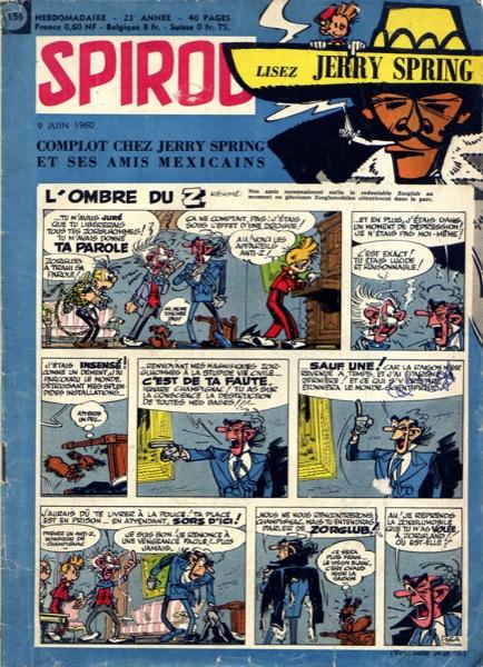Le journal de Spirou 1156 - 1156