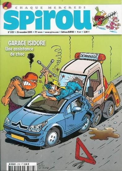 Le journal de Spirou 3737 - 3737