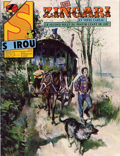 Le journal de Spirou 2476 - 2476