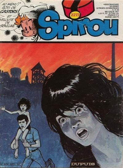 Le journal de Spirou 2273 - 2273