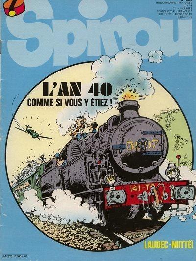 Le journal de Spirou 2360 - 2360