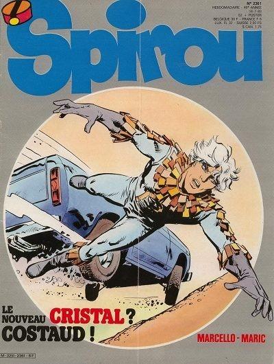 Le journal de Spirou 2361 - 2361