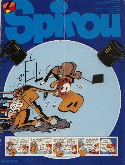 Le journal de Spirou 2369 - 2369