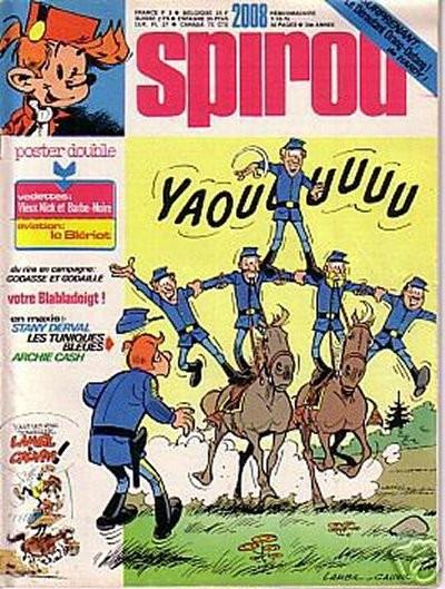 Le journal de Spirou 2008 - 2008