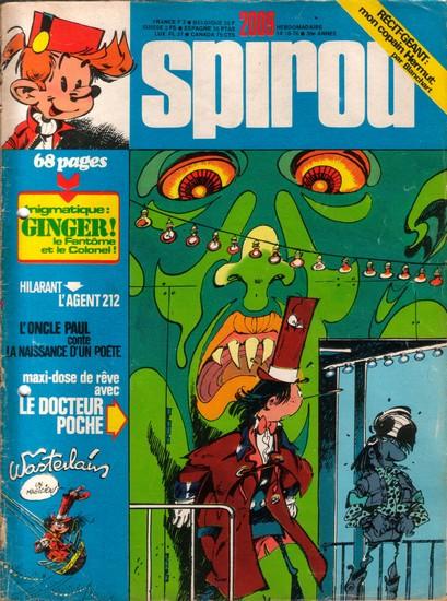 Le journal de Spirou 2009 - 2009