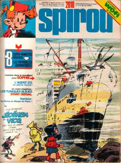 Le journal de Spirou 2010 - 2010
