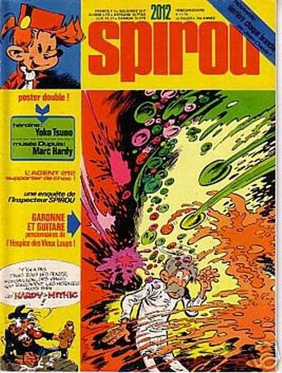 Le journal de Spirou 2012 - 2012