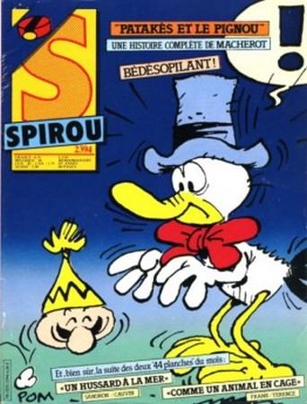 Le journal de Spirou 2394 - 2394