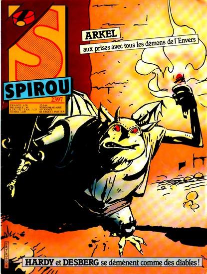 Le journal de Spirou 2397 - 2397