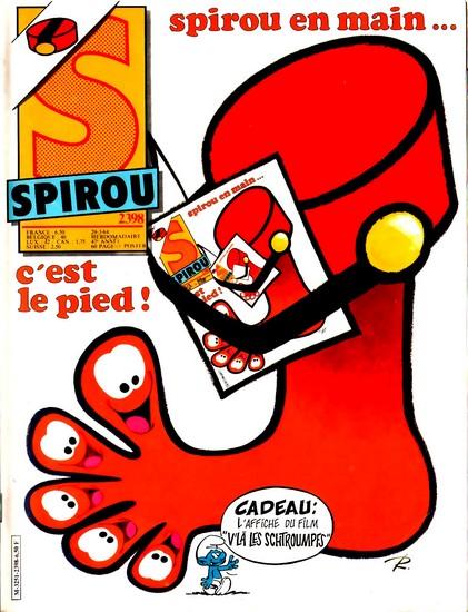 Le journal de Spirou 2398 - 2398