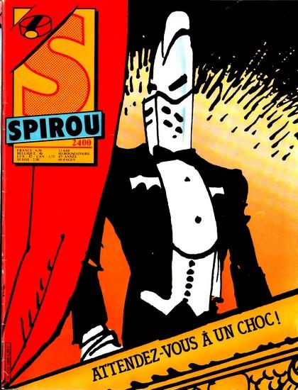 Le journal de Spirou 2400 - 2400