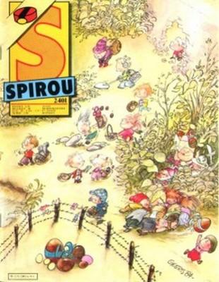Le journal de Spirou 2401 - 2401