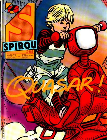 Le journal de Spirou 2402 - 2402