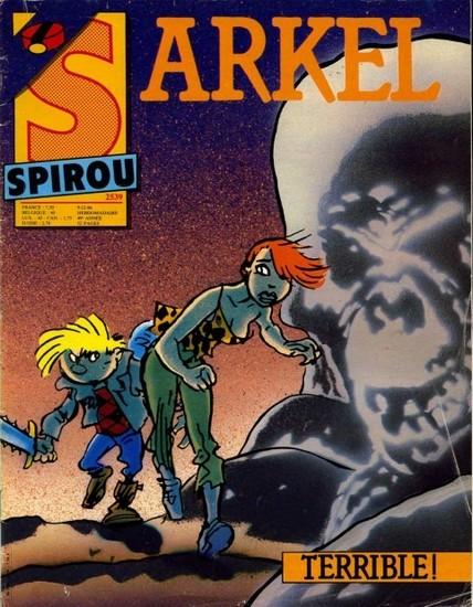 Le journal de Spirou 2539 - 2539