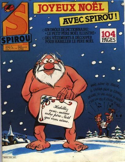 Le journal de Spirou 2541 - Spécial Noël