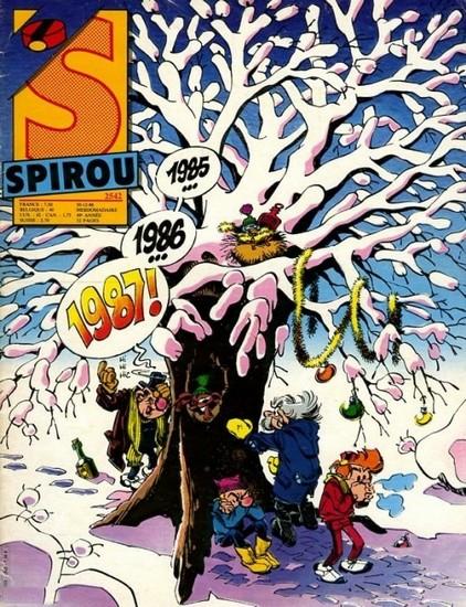 Le journal de Spirou 2542 - 2542