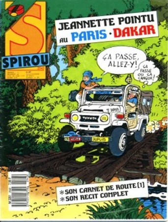 Le journal de Spirou 2543 - 2543